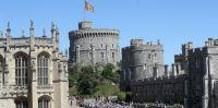 Heathrow to Southampton Taxi via Windsor Castle