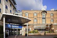 Heathrow To Novotel Cardiff Taxi